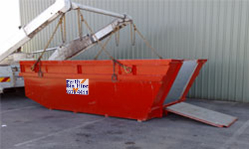 lift on bin