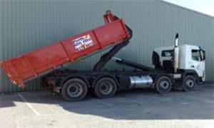 bin lifting