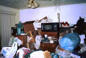 waste management for hoarders